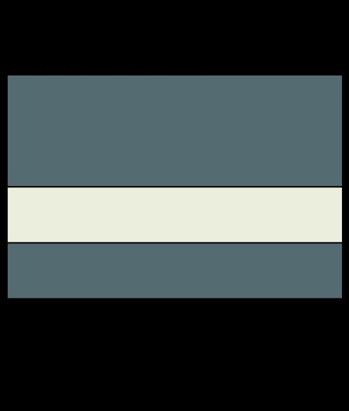 "Rowmark Ultra-Mattes Balsam/Ash 1/16"" Engraving Plastic"
