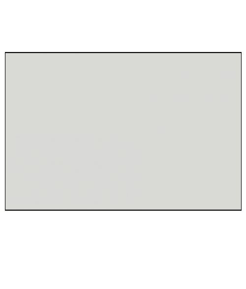"Rowmark ADA Alternative Light Grey 1/8"" Engraving Plastic"