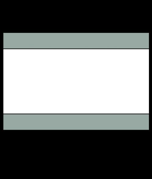 "Rowmark Ultra-Mattes Sea Grey/White/Sea Grey 1/8"" Engraving Plastic"
