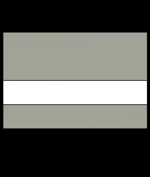 """Rowmark Textures Ash Grey/White 1/16"""" Engraving Plastic"""