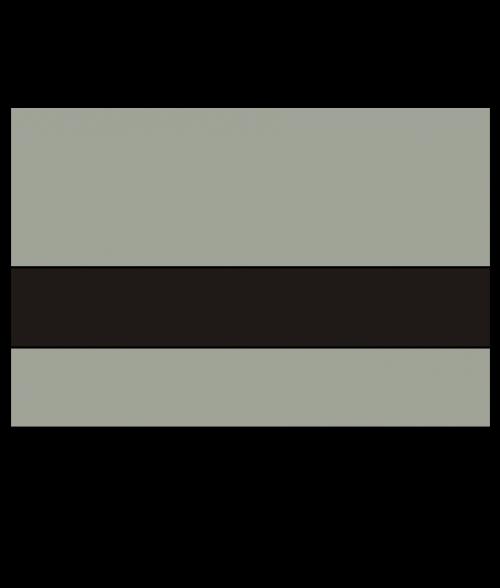 "Rowmark Textures Ash Grey/Black 1/16"" Engraving Plastic"