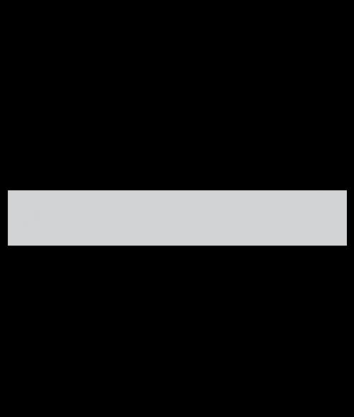 Gloss Black/Silver .020 Laserable Aluminum Sheet
