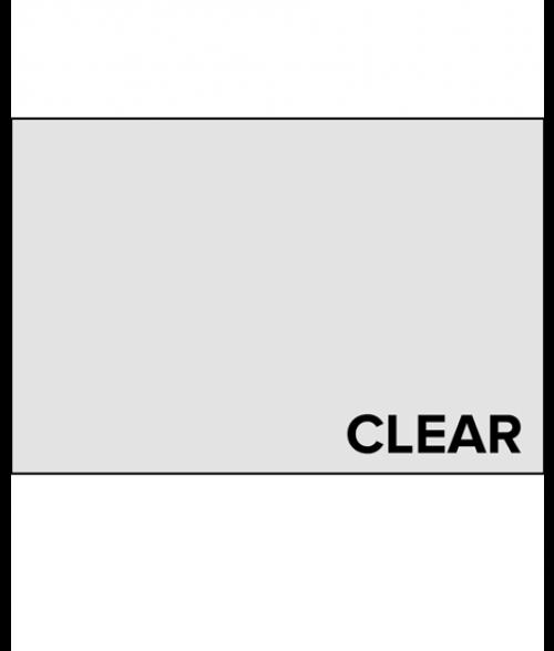 """Non-Glare Clear 1/16"""" Acrylic"""
