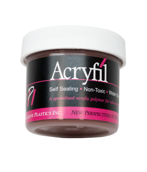 IPI Acryfil Brown 2oz Acrylic Paint