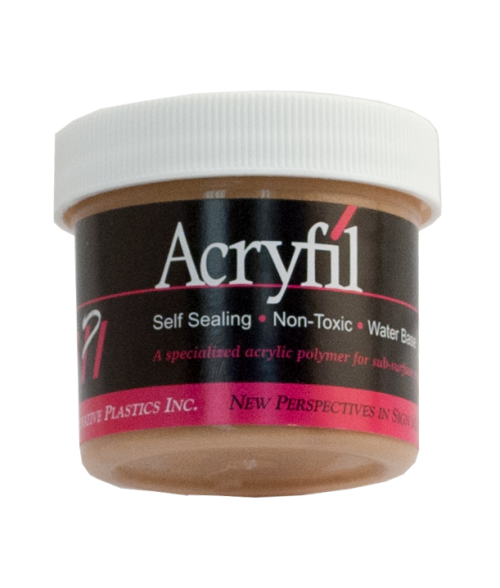 IPI Acryfil Gold 2oz Acrylic Paint