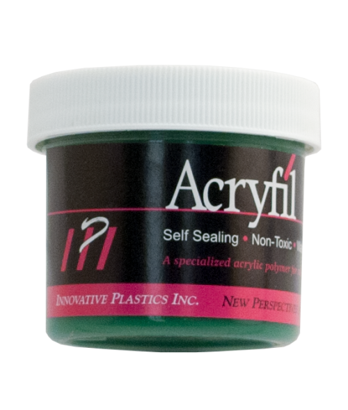 IPI Acryfil Green 2oz Acrylic Paint
