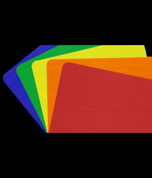 AlumaMark Rainbow Pack Red/Yellow/Orange/Green/Blue