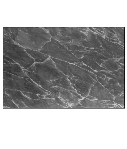 Grey (Black) Marble .016 Brass Sheet
