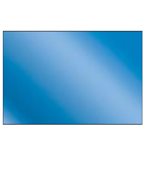 Gloss Blue .015 Brass Coated Steel