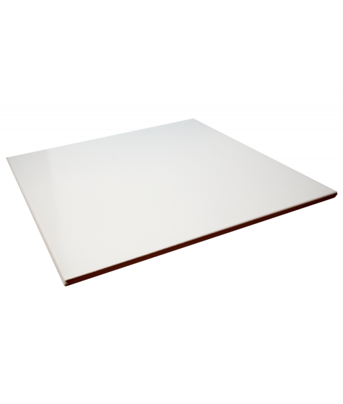 "Bison Gloss 12"" x 12"" Spacerless Ceramic Tile"