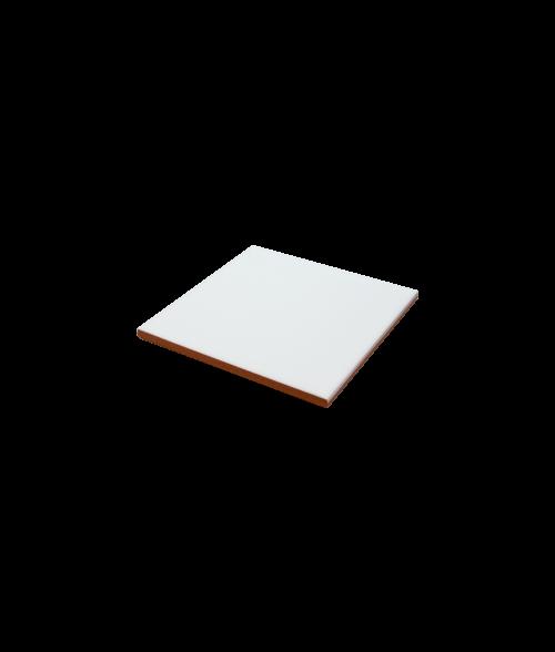 """Bison Matte 4-1/4"""" x 4-1/4"""" Spacerless Ceramic Tile"""