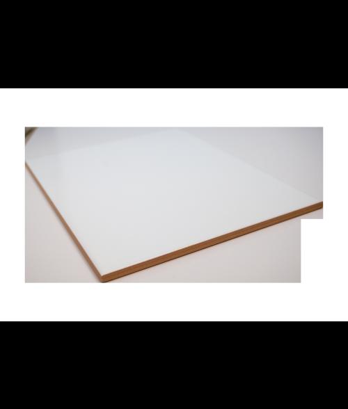 """Bison Satin 8"""" x 10"""" Spacerless Ceramic Tile"""