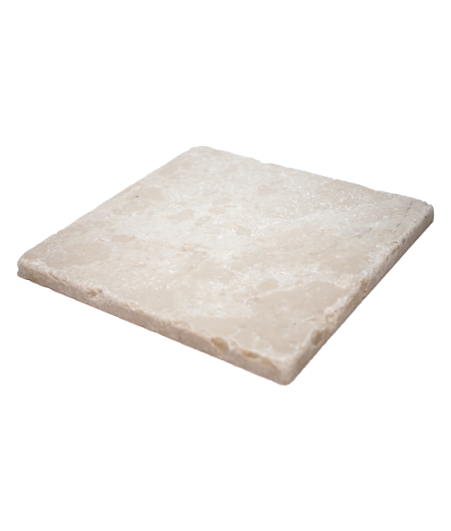 "Bison Matte 6"" x 6"" Tumbled Stone Tile"