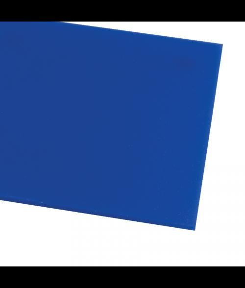"""Rowmark ColorHues Cobalt 1/8"""" Engraving Plastic"""