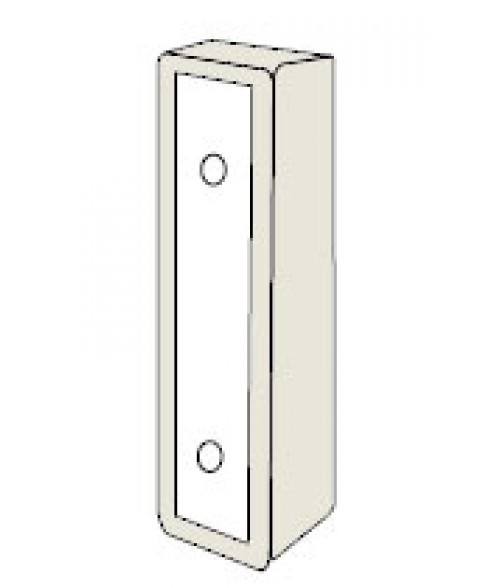 """Rowmark Portico Desert Sand 3"""" Wall Mount for Portico Poly Frames"""
