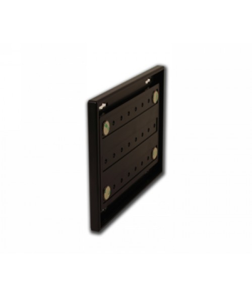 """Rowmark Portico Cocoa 6"""" x 8"""" Square Poly Wall Frame"""