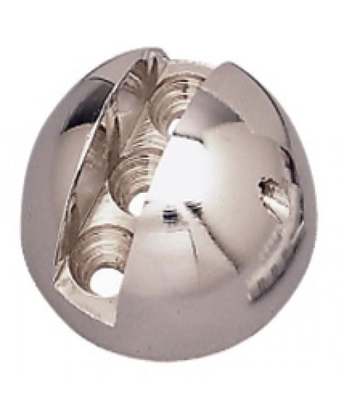 """Rowmark Fisso Punto Satin Silver 1.5"""" Mounting Fixture"""