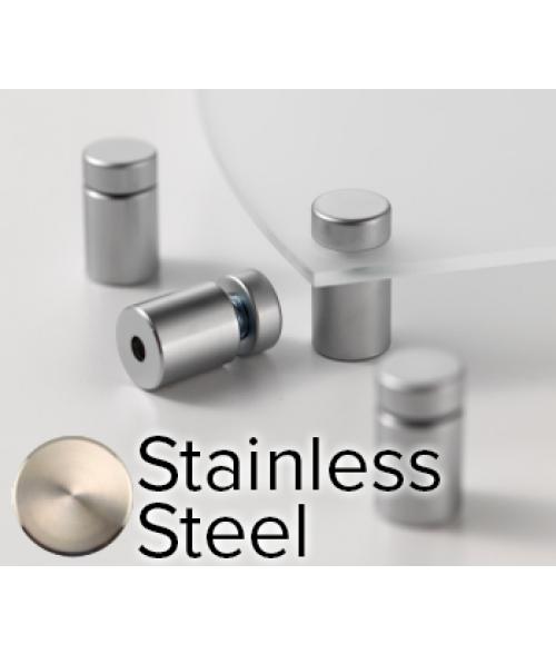 "Rowmark Elite Stainless Steel Stand-offs (.59"" Diameter .71"" Barrel Length)"