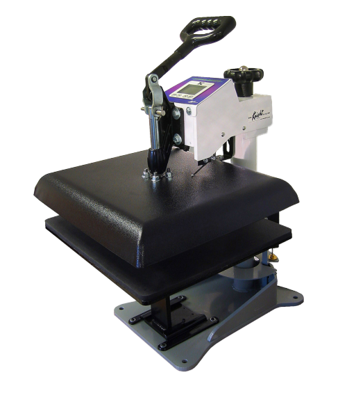 GeoKnight Digital Combo DC16 Swing-Away Heat Press