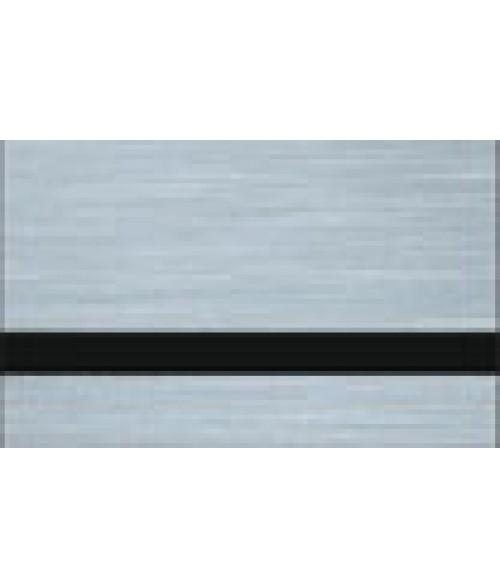 "JP DirectPrint Gloss Aluminum/Black 1/16"" Plastic for UV-LED Printers"