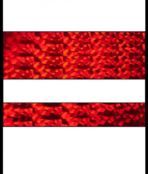 "IPI Sparklers Grand Illusion/White 1/16"" Engraving Plastic"