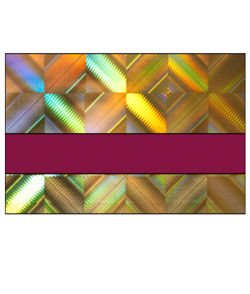 "IPI Sparklers Razz Ma Tazz/Wineberry 1/16"" Engraving Plastic"