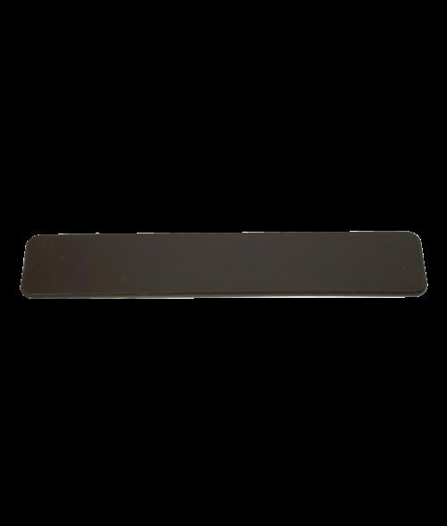 JRS Arch Brown/Arch Brown Round Corner Plastic Insert for 7129 Holder