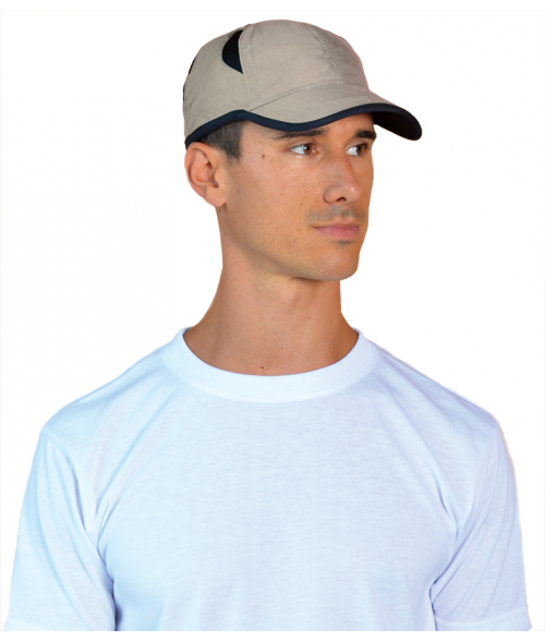 Vapor Khaki Backcountry Hat