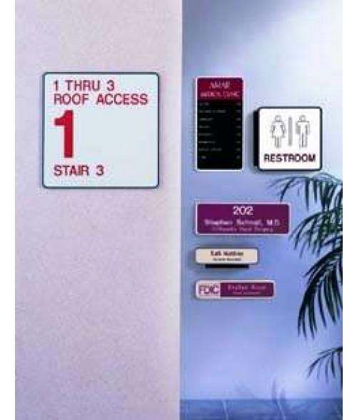 JRS Designer Plastic Frames Sales Brochure
