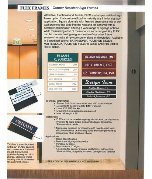 JRS Flex Frames Sales Brochure