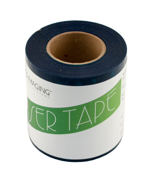 "LaserTape 4"" x 100' Laserable Stencil Tape for Sandblasting"