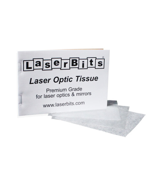 Laser Optic Cleaning Tissue (50/Pkg)