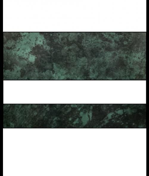 """IPI Laserables Matte Shaded Spruce Granite/White 1/16"""" Engraving Plastic"""