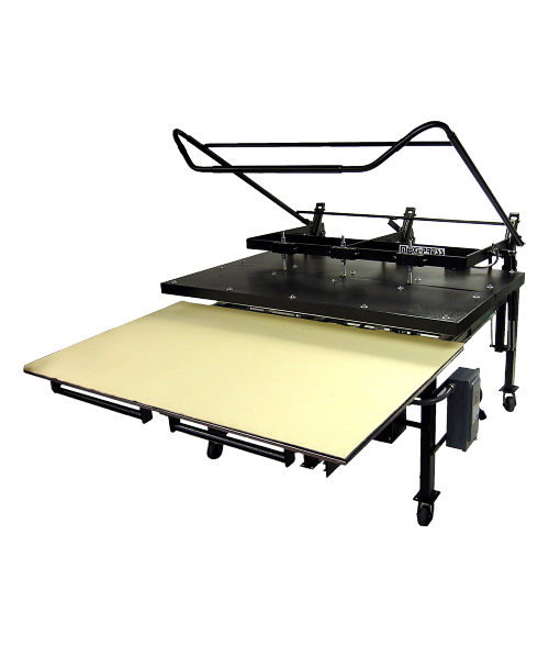 "GeoKnight MaxiPress 44"" x 64"" Manual Heat Press"