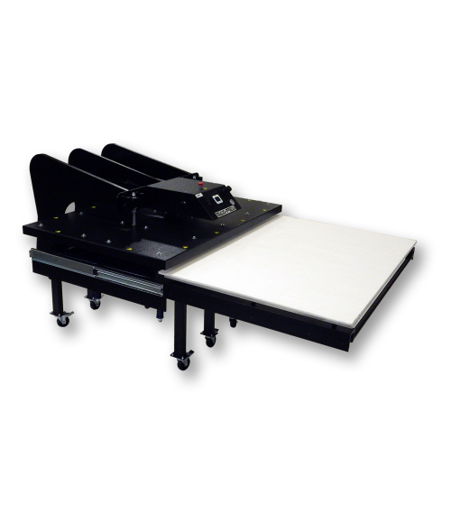 "GeoKnight MaxiPress Air 44"" x 64"" Automatic Heat Press"
