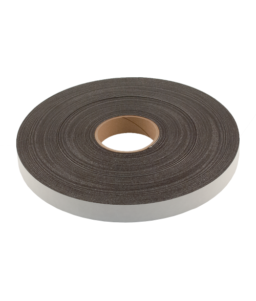 """JP 1"""" x 100' .060"""" Magnetic Tape with Adhesive"""