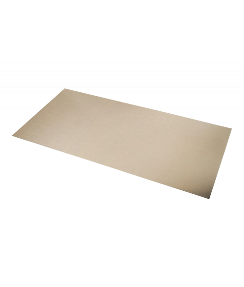 "Bright Silver .040"" Nickel Sheet"