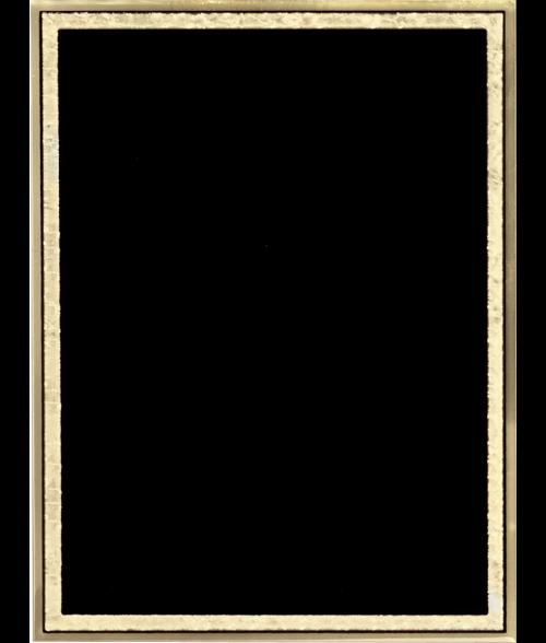 "Original Series Black 5"" x 7"" Plaque Plate"