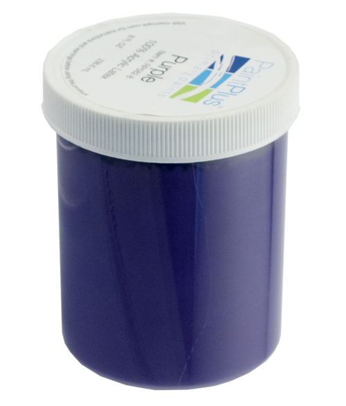 Rowmark PaintPlus Purple 8oz Primary Paint Fill
