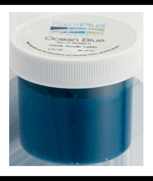 Rowmark PaintPlus Ocean Blue 2oz Primary Paint Fill