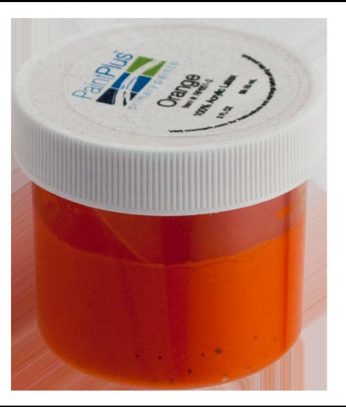 Rowmark PaintPlus Orange 2oz Primary Paint Fill