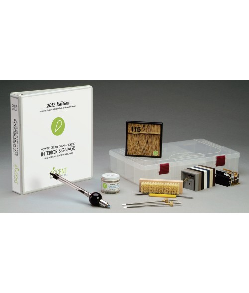 Accent Signage Standard Raster Pen License Kit