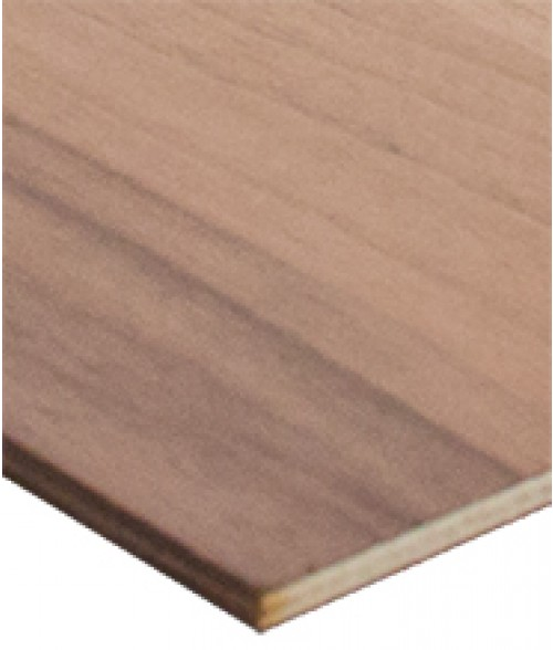 "Rowmark Hardwoods Walnut 12"" x 24"" x 1/8"" Laserable Wood Sheet"