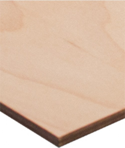 "Rowmark Hardwoods Maple 12"" x 24"" x 1/4"" Laserable Wood Sheet"