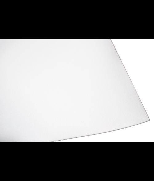 "SubliFlock White 12"" x 20"" Sheet"