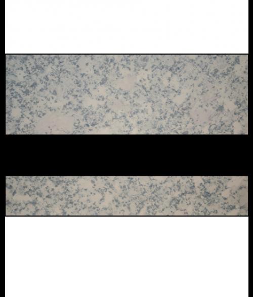 "IPI Architectural Stones Gloss Glacier Blush Marble/Black 1/16"" Engraving Plastic"