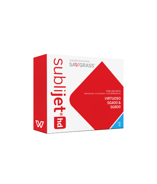 Sawgrass Sublijet-HD Cyan 29ml Ink Cartridge (Virtuoso SG400|SG800)