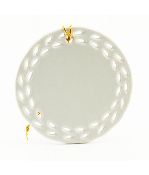 Porcelain Openwork Ornament