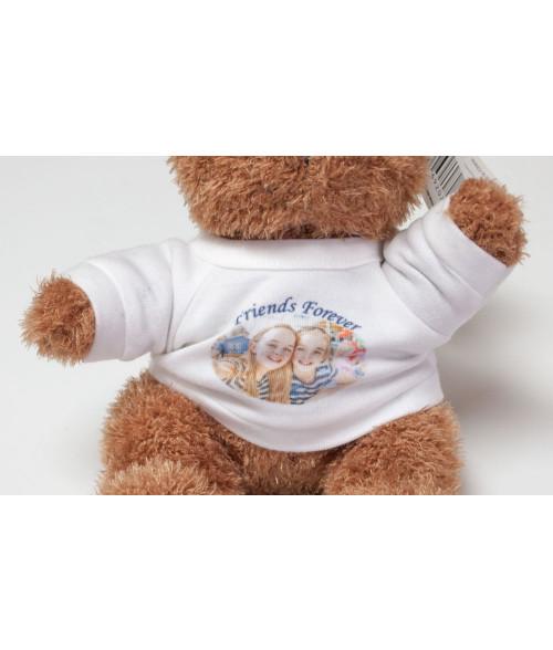 T-Shirt for Brown Plush Bear