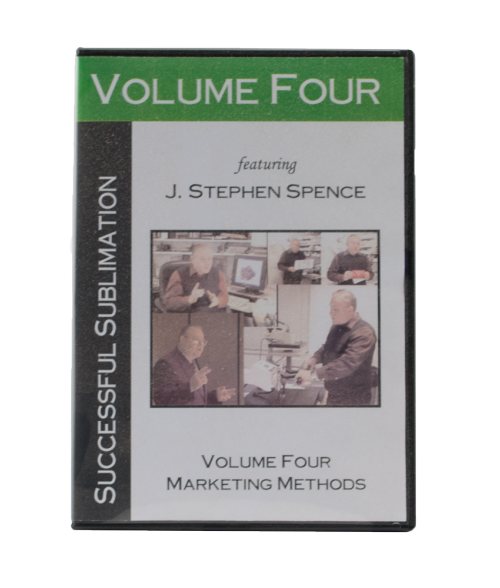 Successful Sublimation (Vol 4 Marketing Methods)